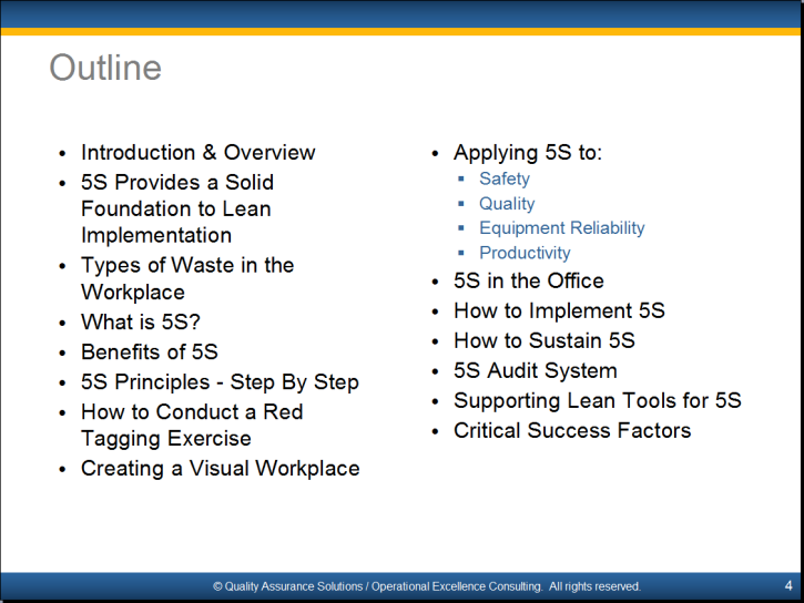 Teach This 5s Process With This 5s Ppt