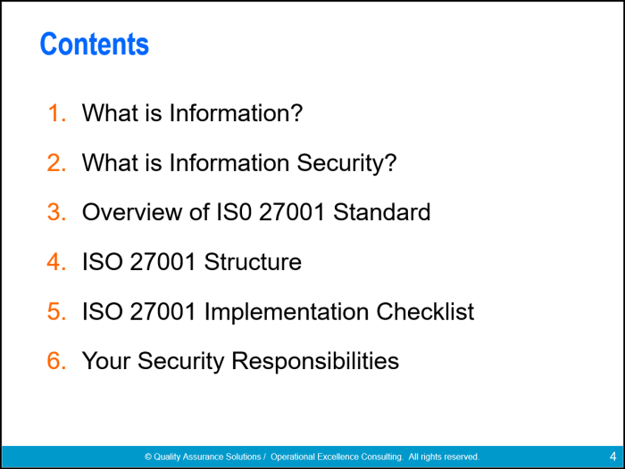 iso 27001 awareness