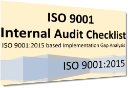 Iso 9001 Checklist Audit For Iso 9001 2015