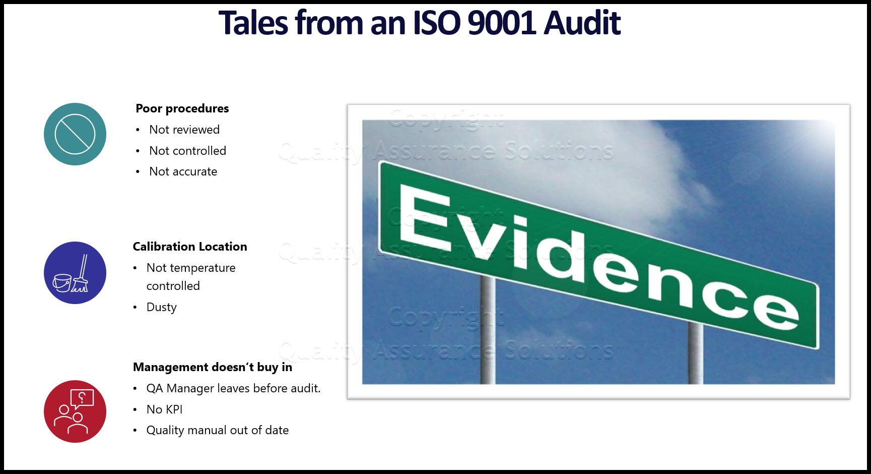 ISO 9001 Definition Survival Guide business slide