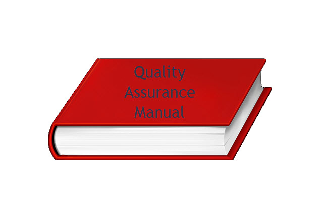 ISO 9001 Quality Manual Requirements