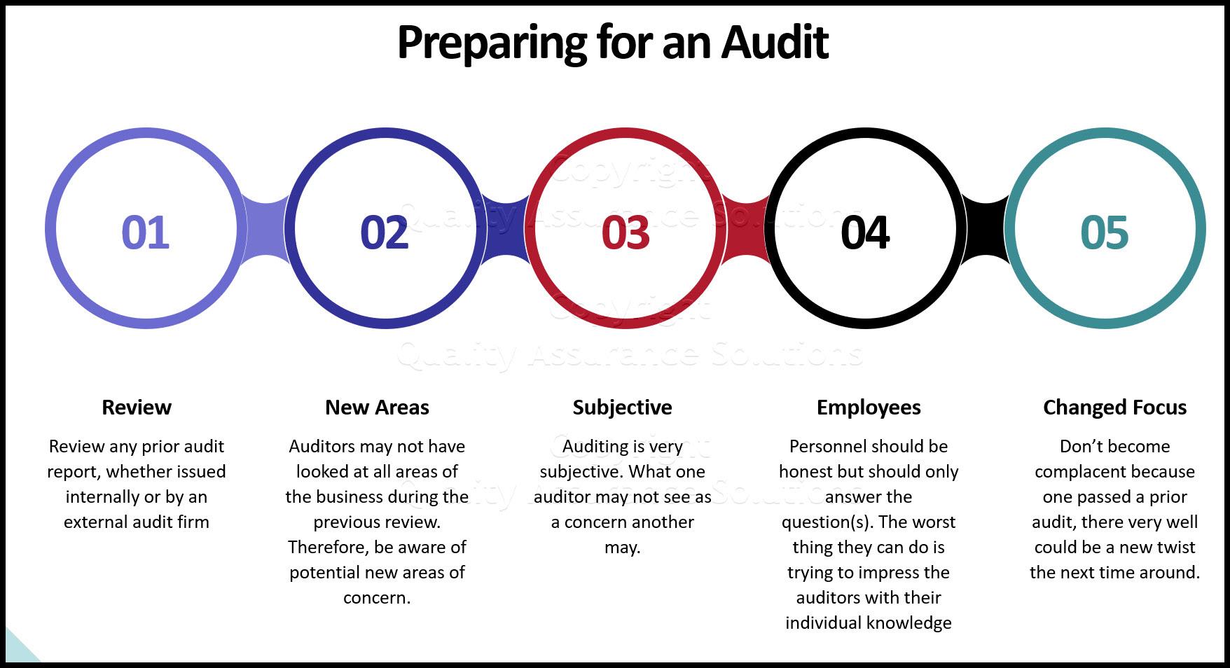IT audit tool business slide