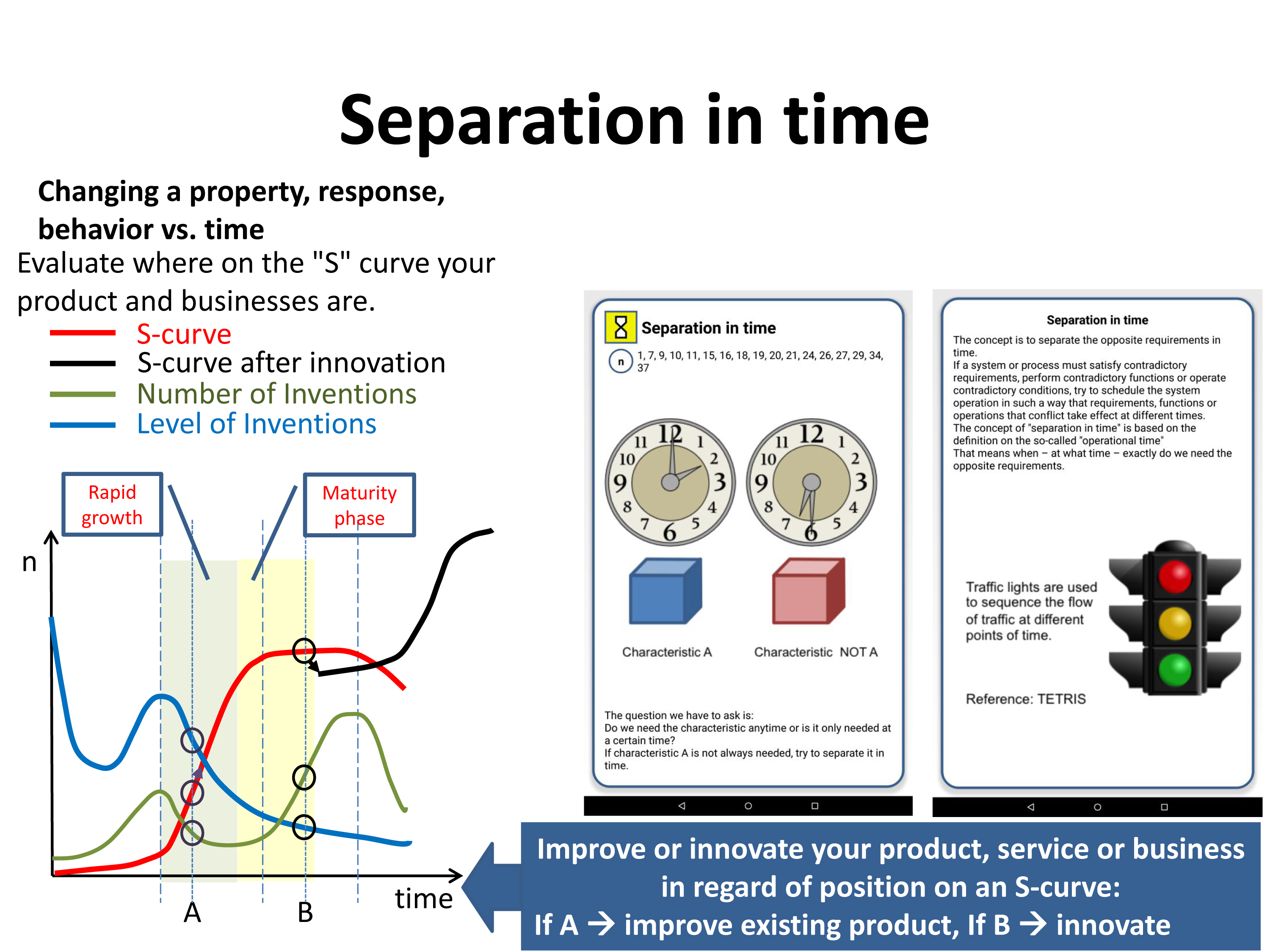 What are the principles of separation of powers? 30
