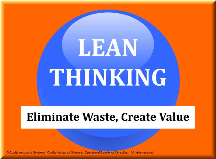lean thinking principles powerpoint presenation