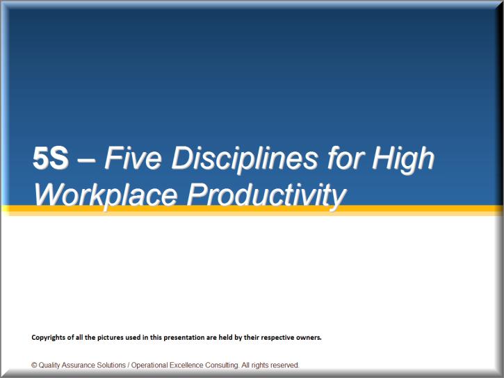 5s Powerpoint Presentation – Billy Knight