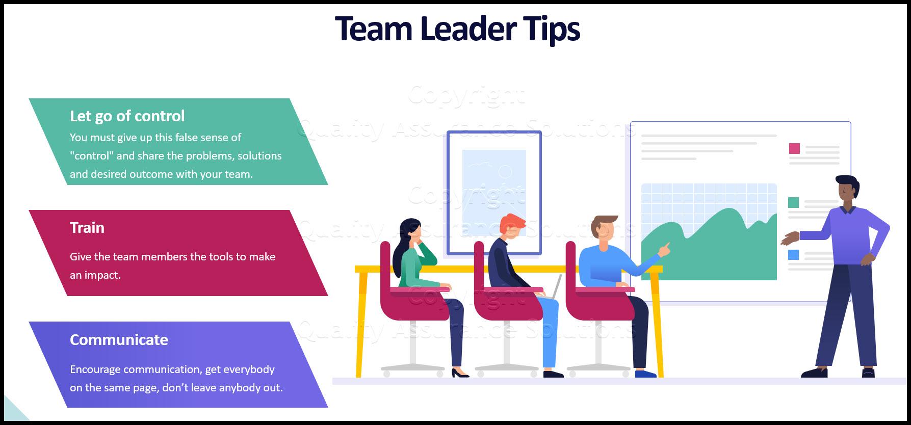 Building a team slide