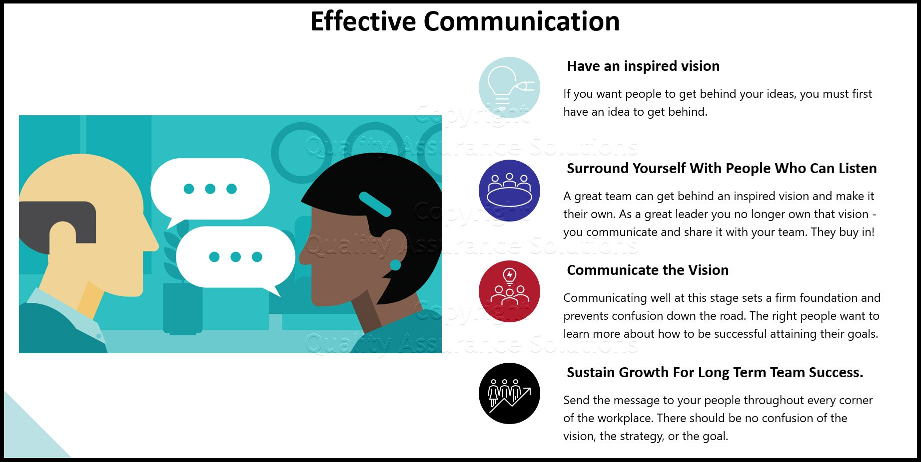 effective communication business slide